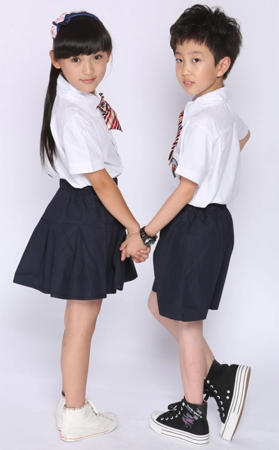 đồng phục năm học mới